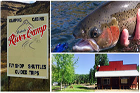 Deschutes River Fly Shop and Camp