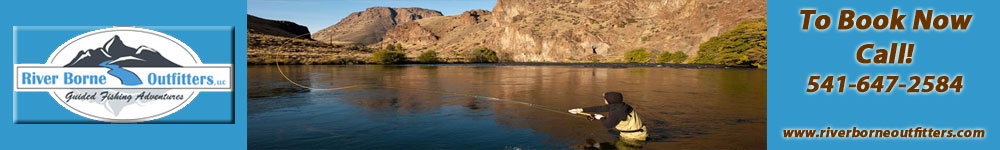 Deschutes River Fly Fishing Page Banner